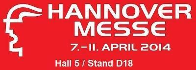 Hannover Messe 2014 Sanayi Fuarına katılıyoruz..