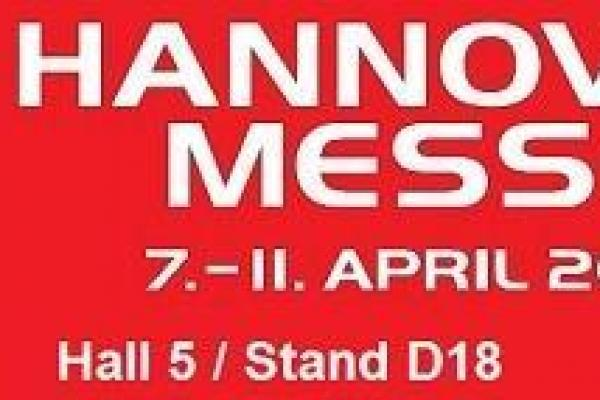 We are attending the Hannover Messe 2014 Industry Fair.